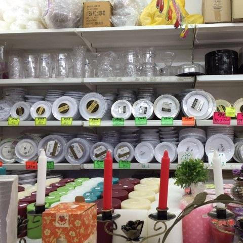 מגוון ענק של כלים חד פעמיים לימי הולדת